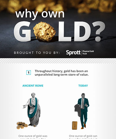 Why Own Gold?