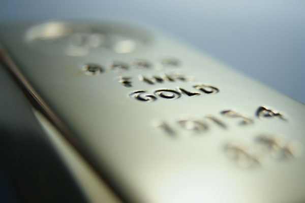 Gold Tests $1,400 Breakout