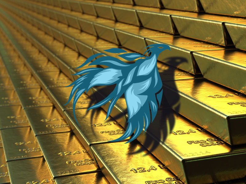 Gold Shares as Rising Phoenix