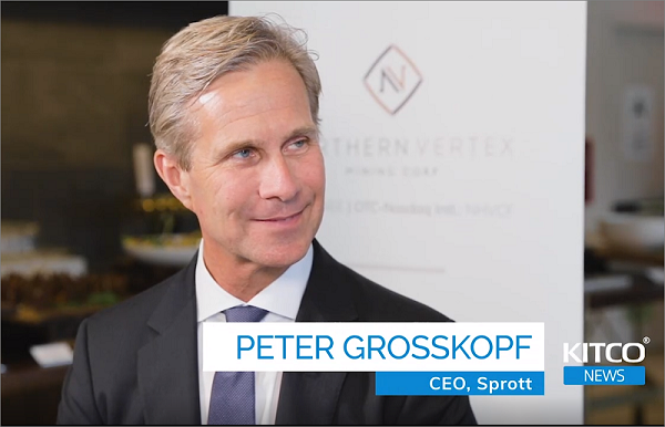 CEO Peter Grosskopf