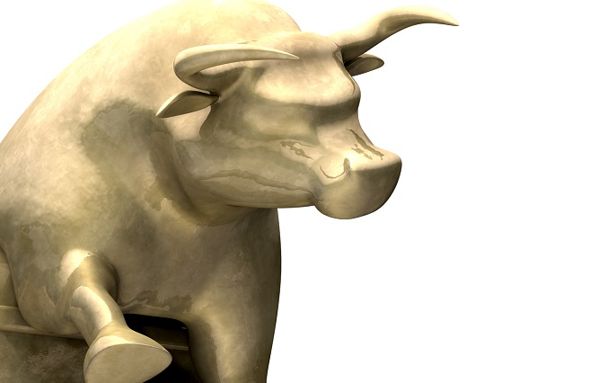 Secular Gold Bull Resumes with Force