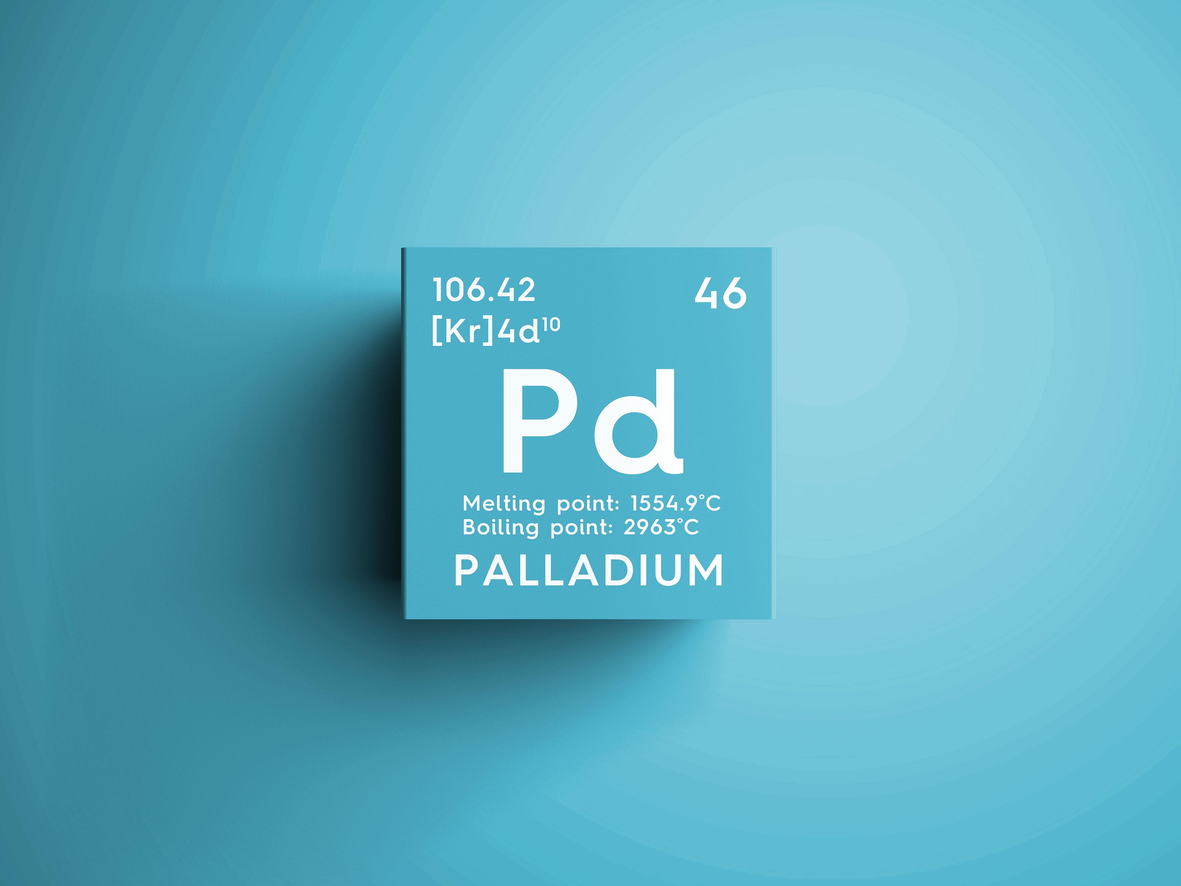 Palladium: An introduction for Platinum and Palladium Investors