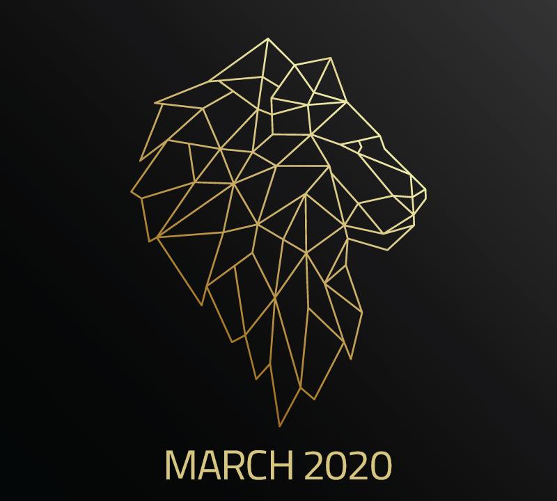 March Roars in Like a Lion