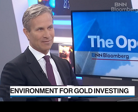 Sprott Bulks up Gold Investment Team Ahead of Expected Gains in Gold