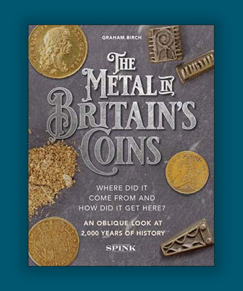 The Metal in Britain's Coins – Where did it come from and how did it get here?