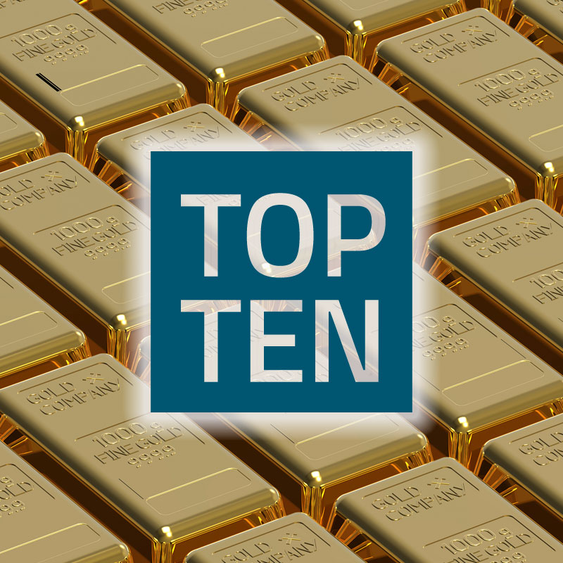2021 Top 10 Watch List