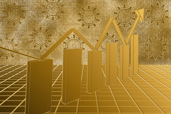 Gold Holds on to Support as Yields Rise
